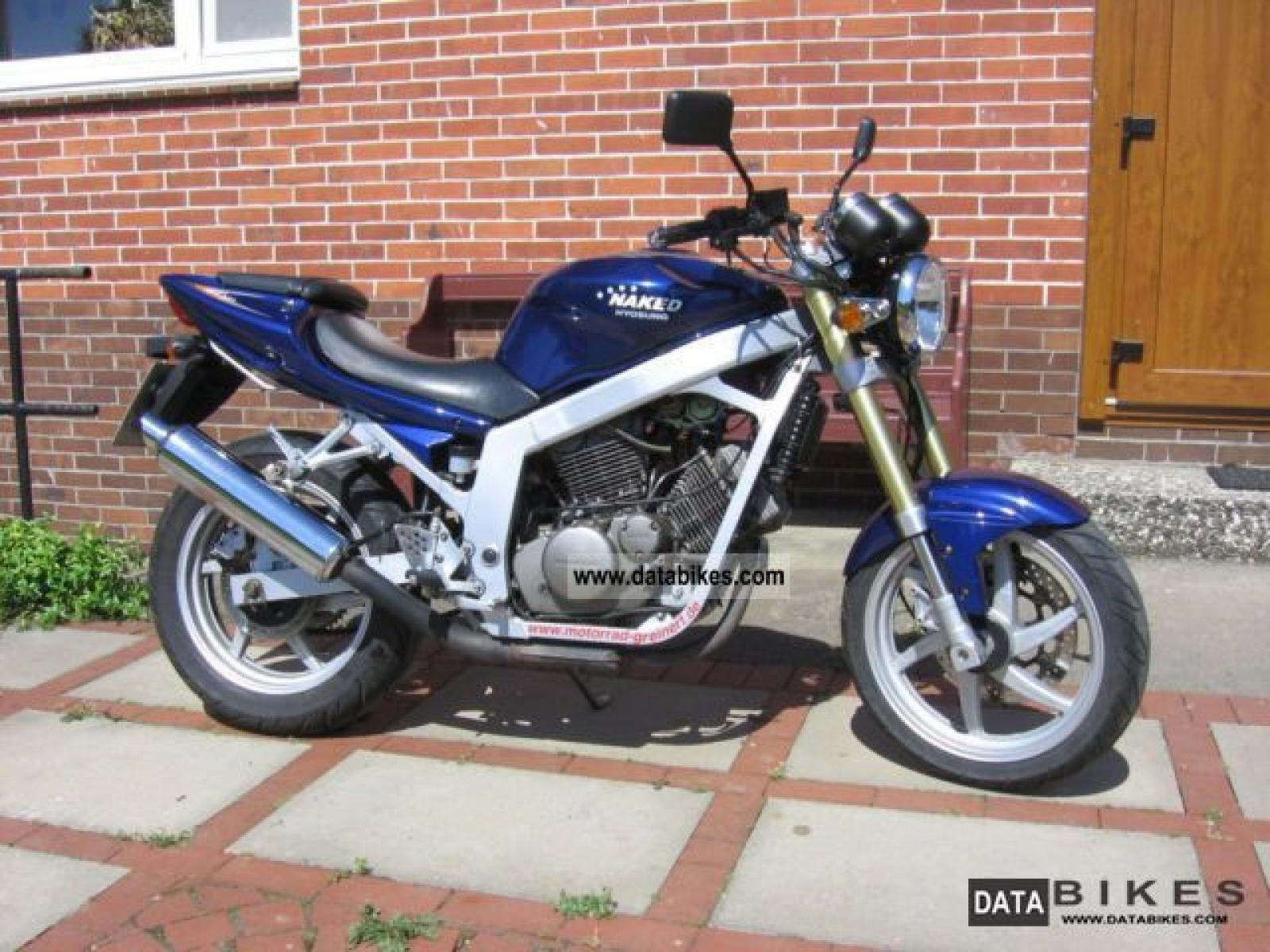 2007 Hyosung GT250 comet naked motorcycle | Motorcycles