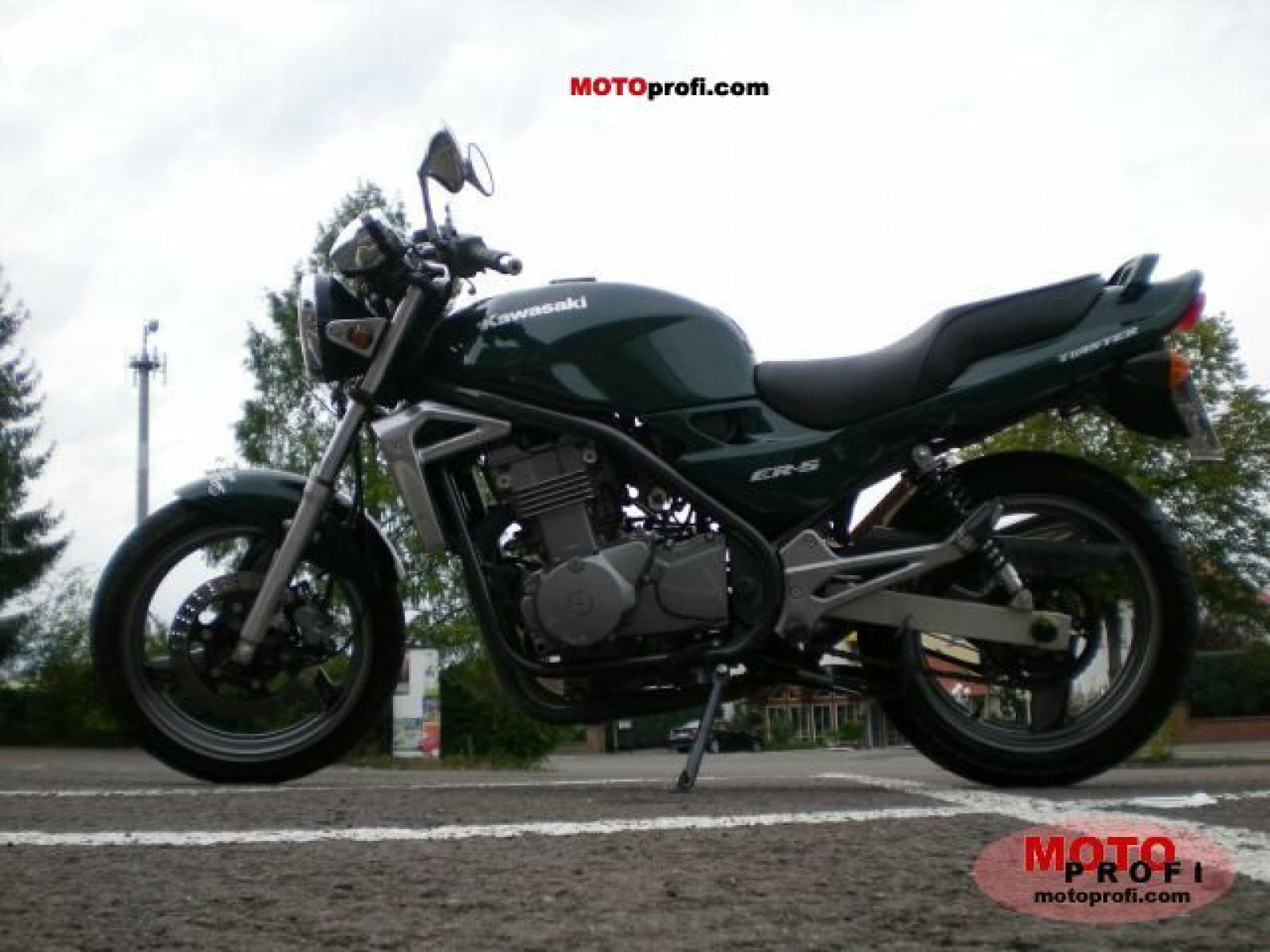 2001 kawasaki er 5 twister moto zombdrive com. Black Bedroom Furniture Sets. Home Design Ideas