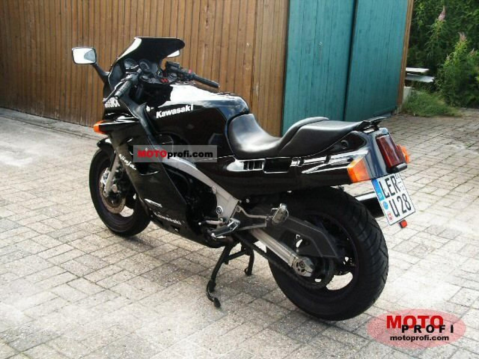 1988 kawasaki gpz1000rx moto zombdrive com. Black Bedroom Furniture Sets. Home Design Ideas