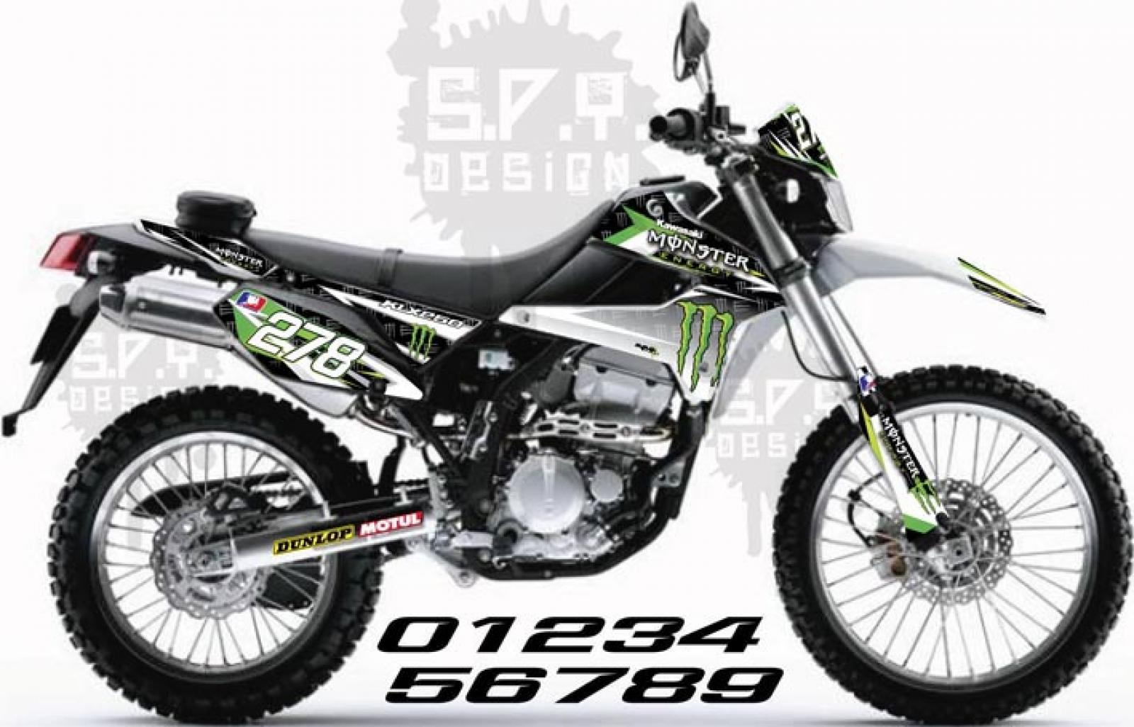 2013 kawasaki klx250sf moto zombdrive com. Black Bedroom Furniture Sets. Home Design Ideas