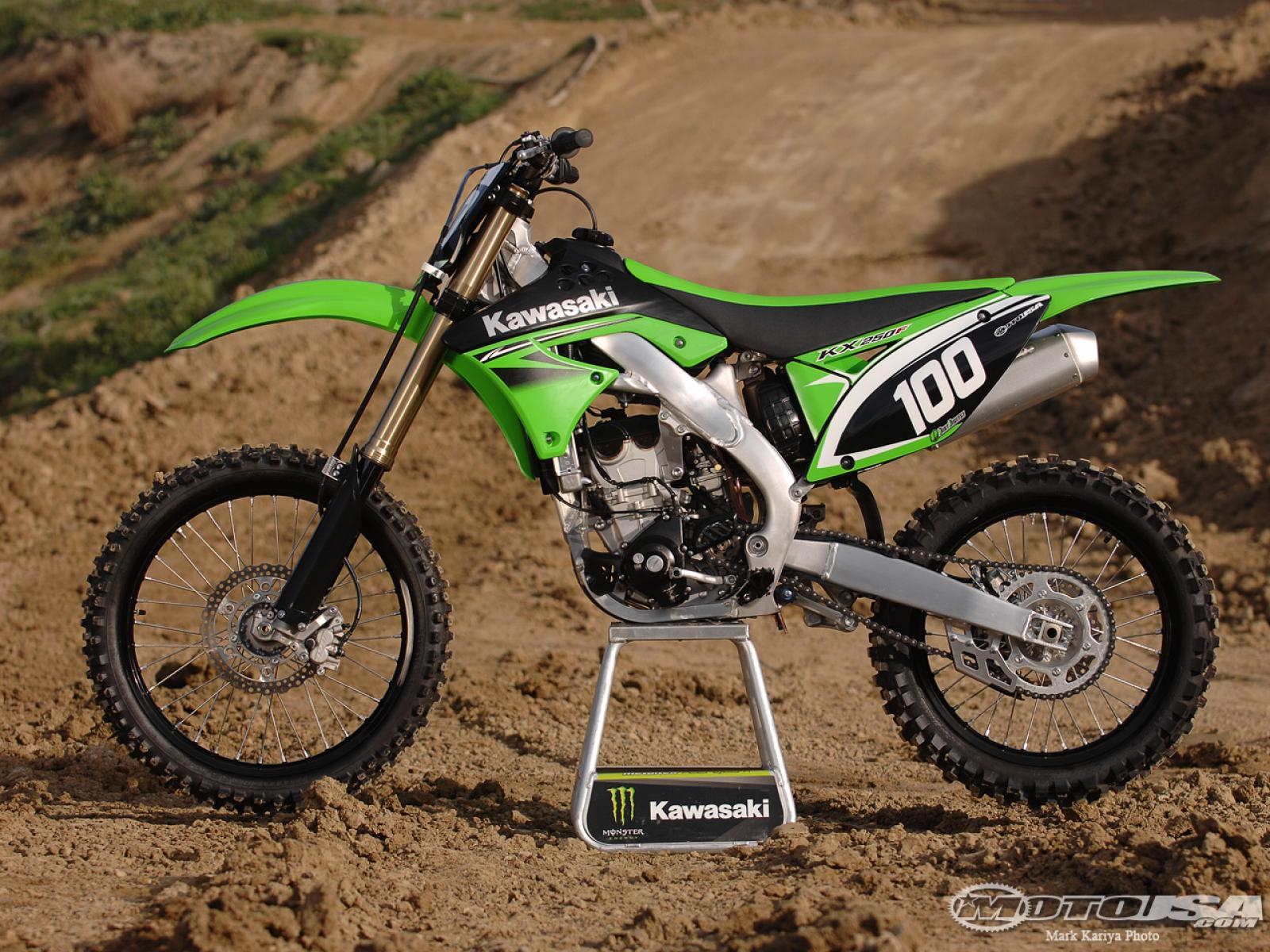 Kawasaki Kx Fuel Injected