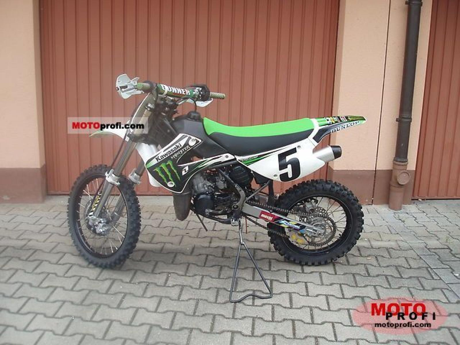 2010 kawasaki kx85 moto zombdrive com. Black Bedroom Furniture Sets. Home Design Ideas
