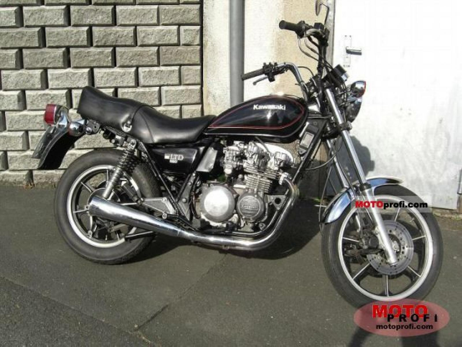 Kawasaki KZ550 LTD 6 800 1024 1280 1600 Origin