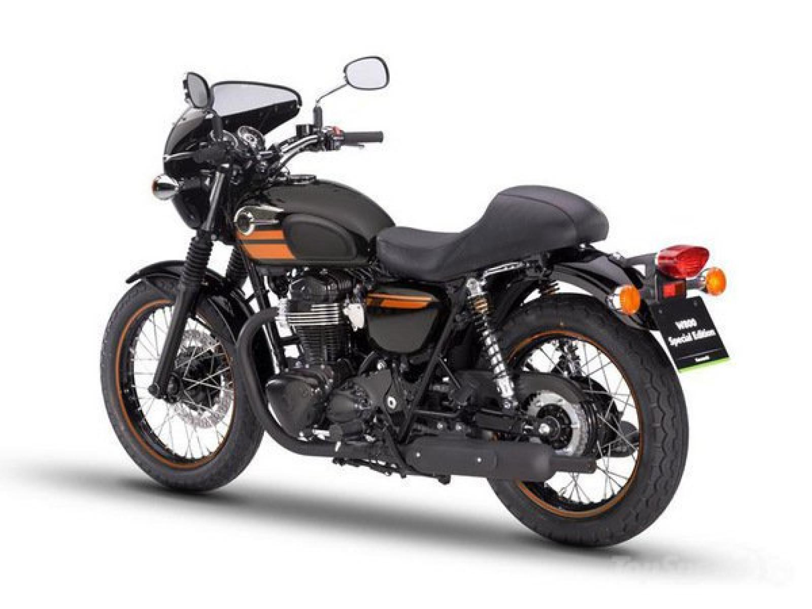 2014 kawasaki w800 special edition moto zombdrive com. Black Bedroom Furniture Sets. Home Design Ideas