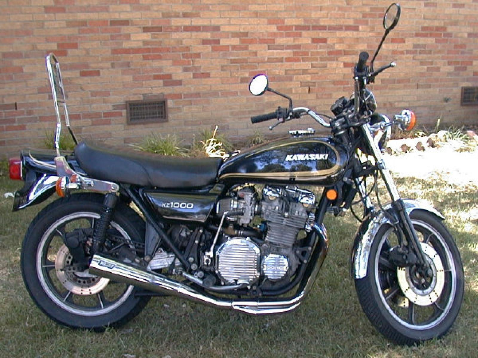 1981 Kz550 Ltd Wiring Diagram - Wiring Diagrams List on