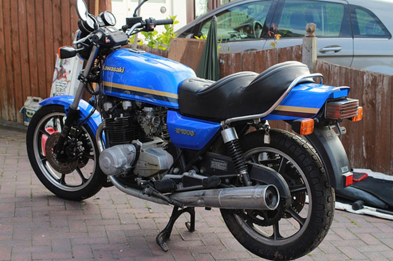 1983 Kawasaki Z1000J is listed For sale on ClassicDigest