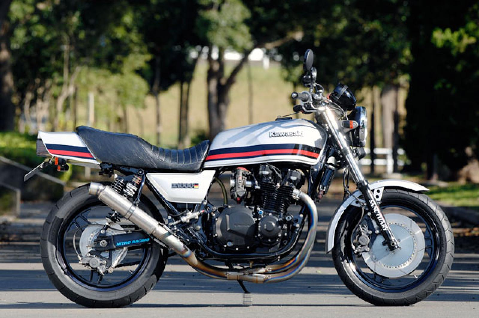 1983 Kawasaki Z1000-J3 Classic Motorcycle Pictures