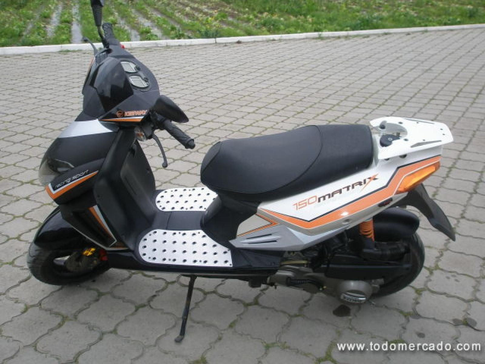moto scooter matrix 150