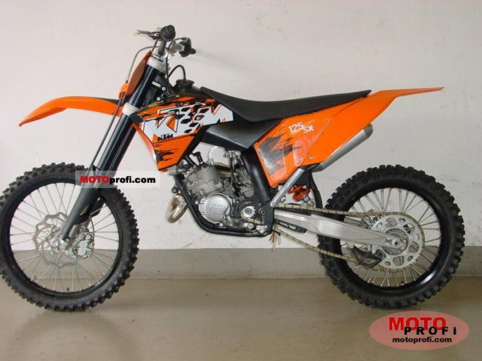 2007 ktm 125 sx moto zombdrive com. Black Bedroom Furniture Sets. Home Design Ideas