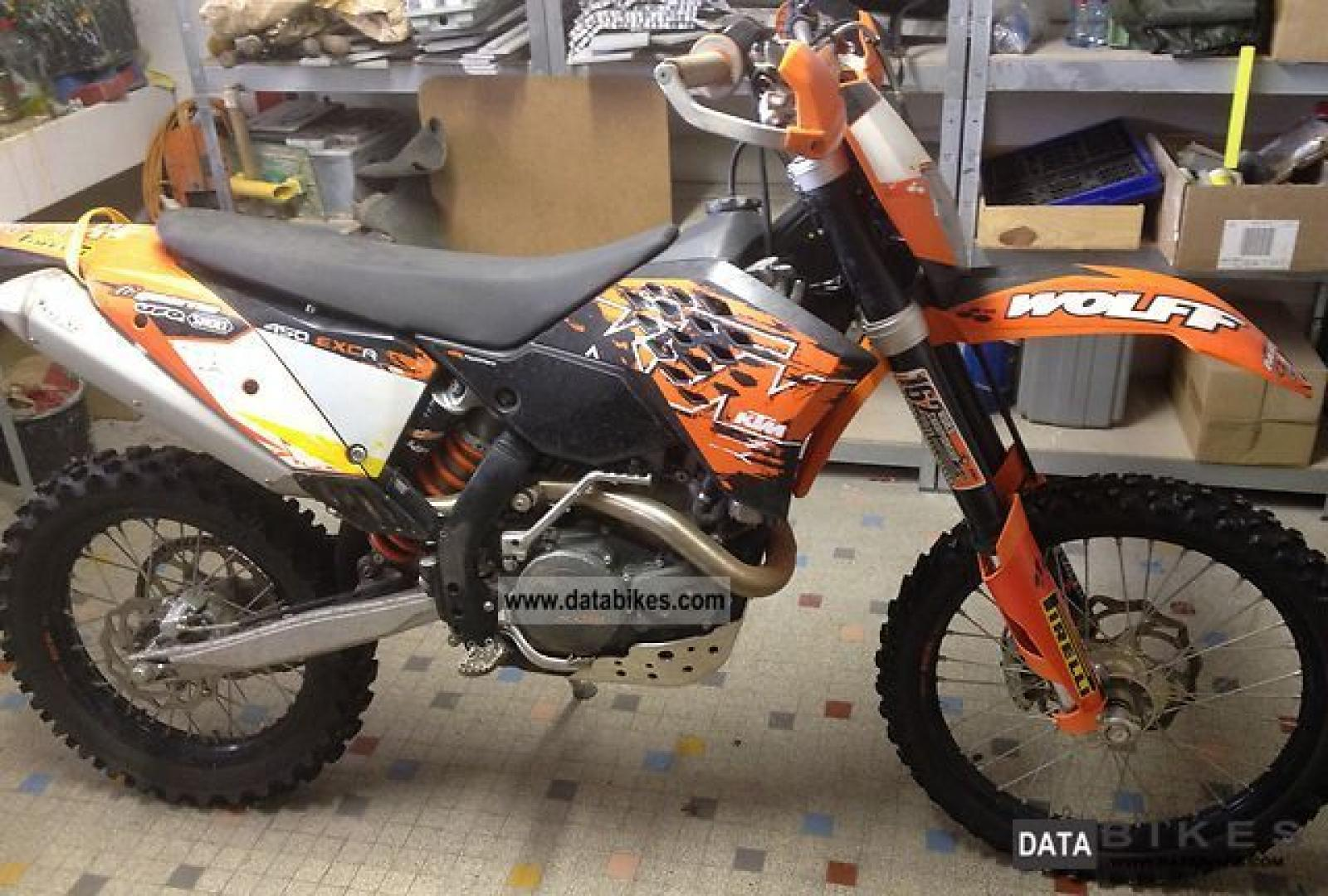 Ktm  Exc For Touring