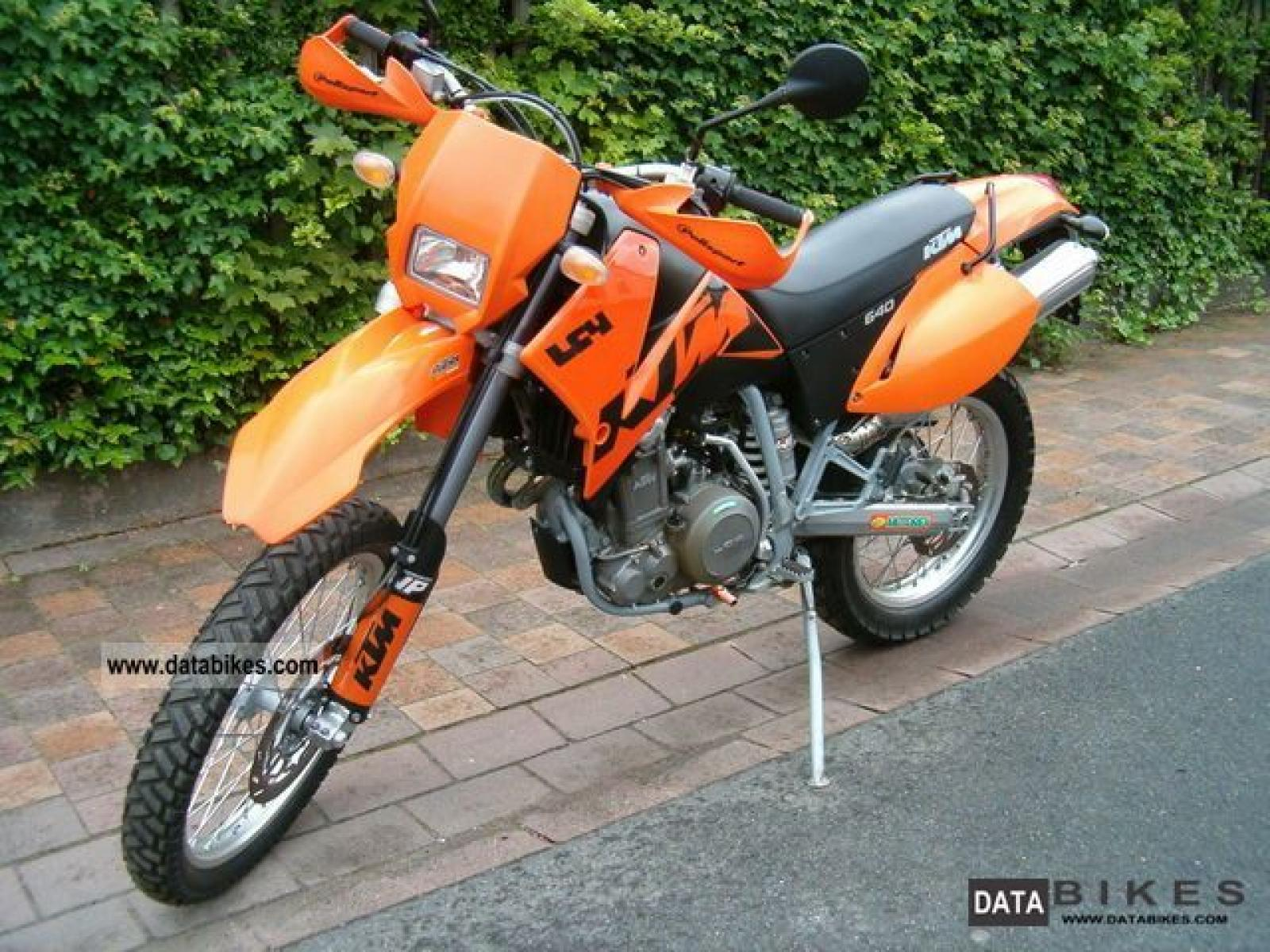 2004 ktm 640 lc4 enduro moto zombdrive com. Black Bedroom Furniture Sets. Home Design Ideas