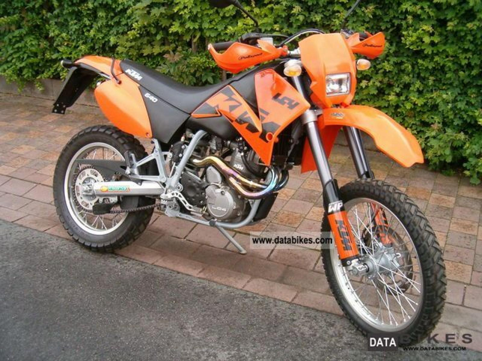 2005 ktm 640 lc4 enduro moto zombdrive com. Black Bedroom Furniture Sets. Home Design Ideas