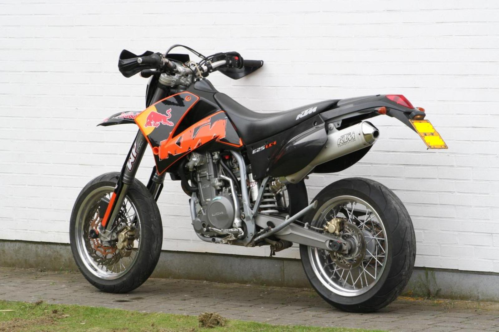 2004 ktm 640 lc4 sm supermoto moto zombdrive com. Black Bedroom Furniture Sets. Home Design Ideas