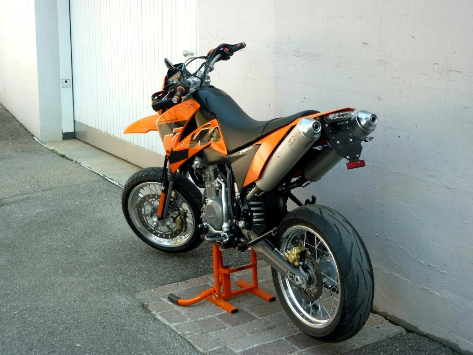 2003 ktm 640 lc4 supermoto moto zombdrive com. Black Bedroom Furniture Sets. Home Design Ideas