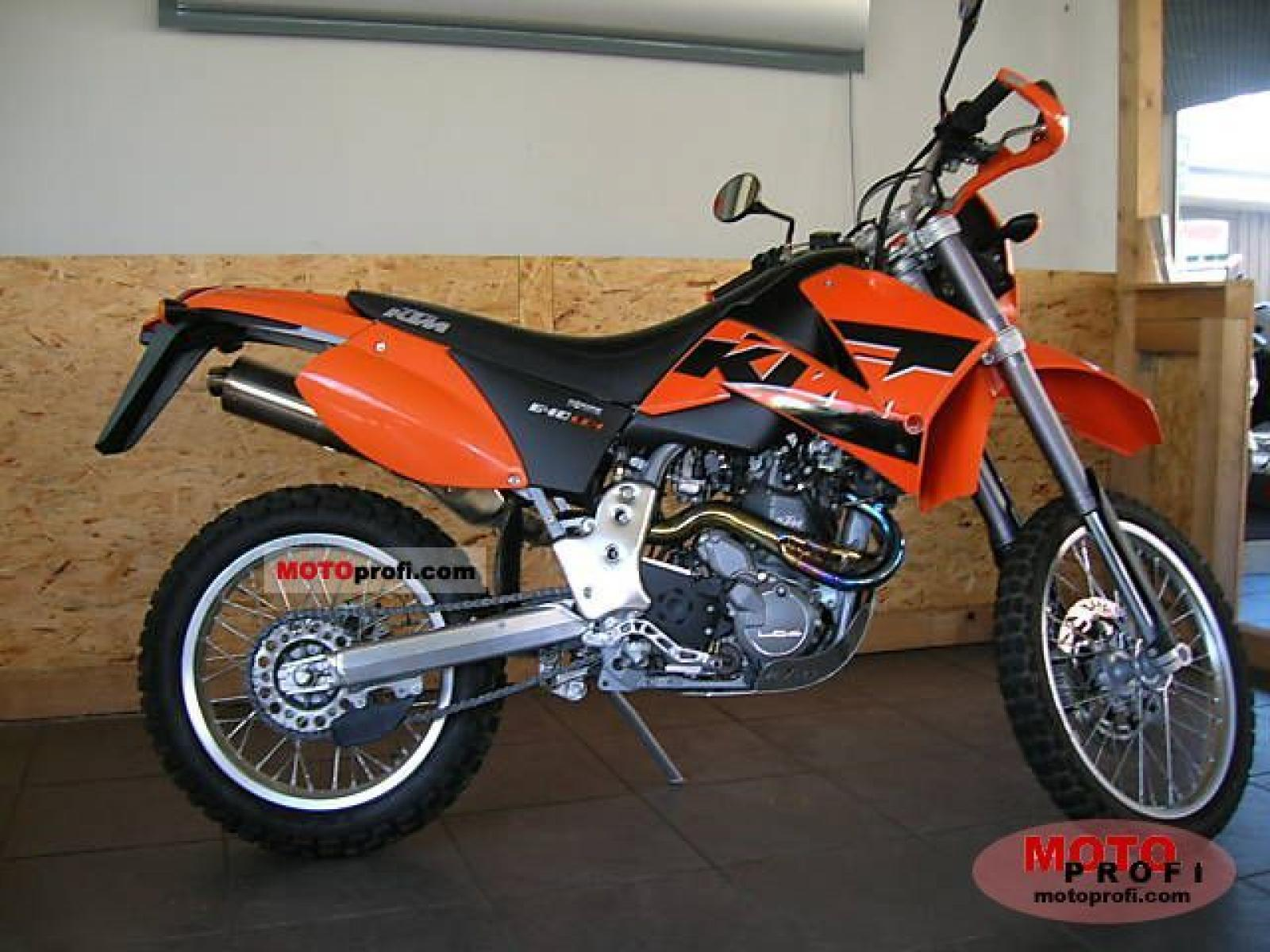 1991 ktm enduro 125 vc moto zombdrive com. Black Bedroom Furniture Sets. Home Design Ideas