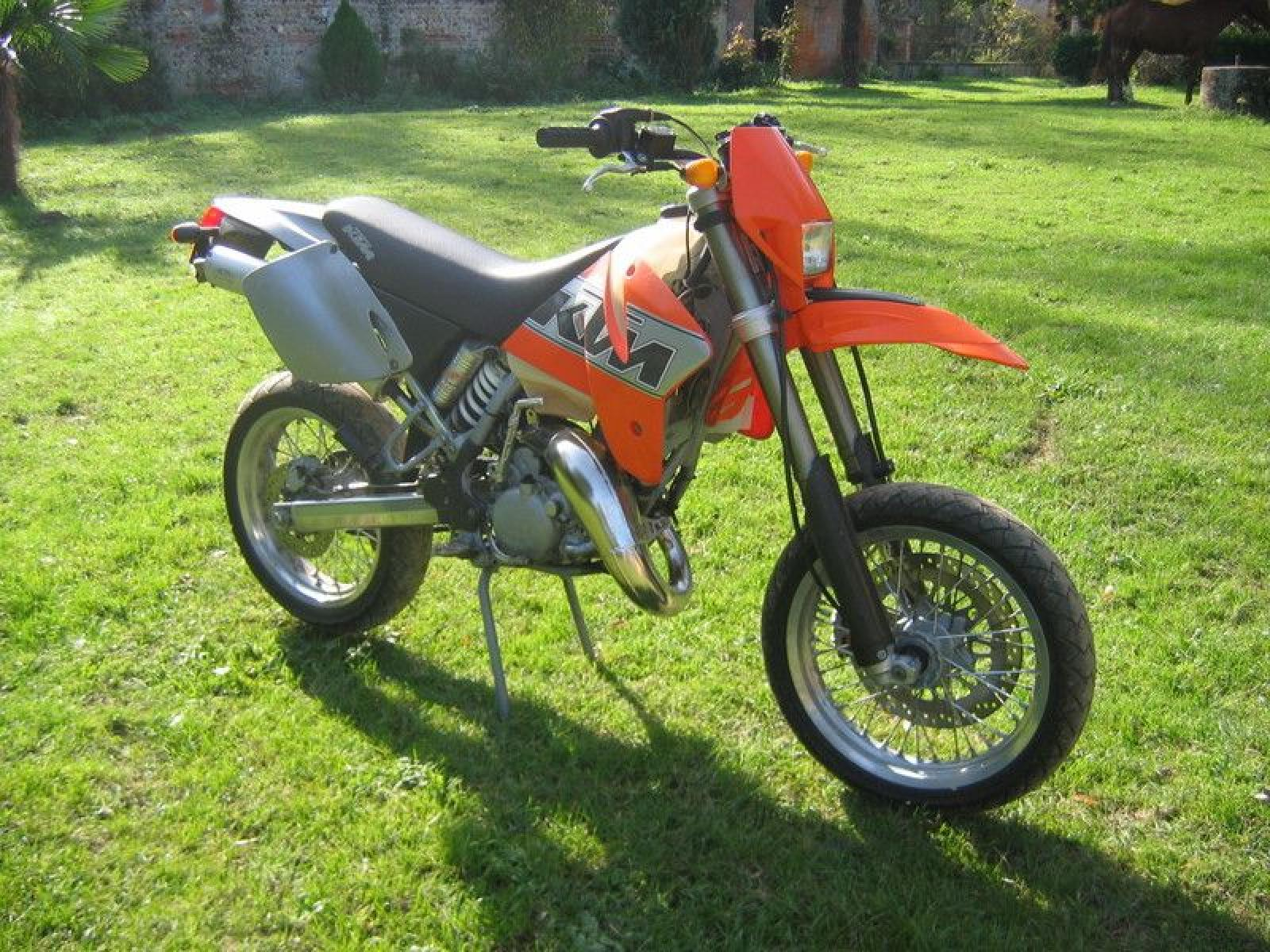 2001 ktm exe 125 supermoto moto zombdrive com. Black Bedroom Furniture Sets. Home Design Ideas