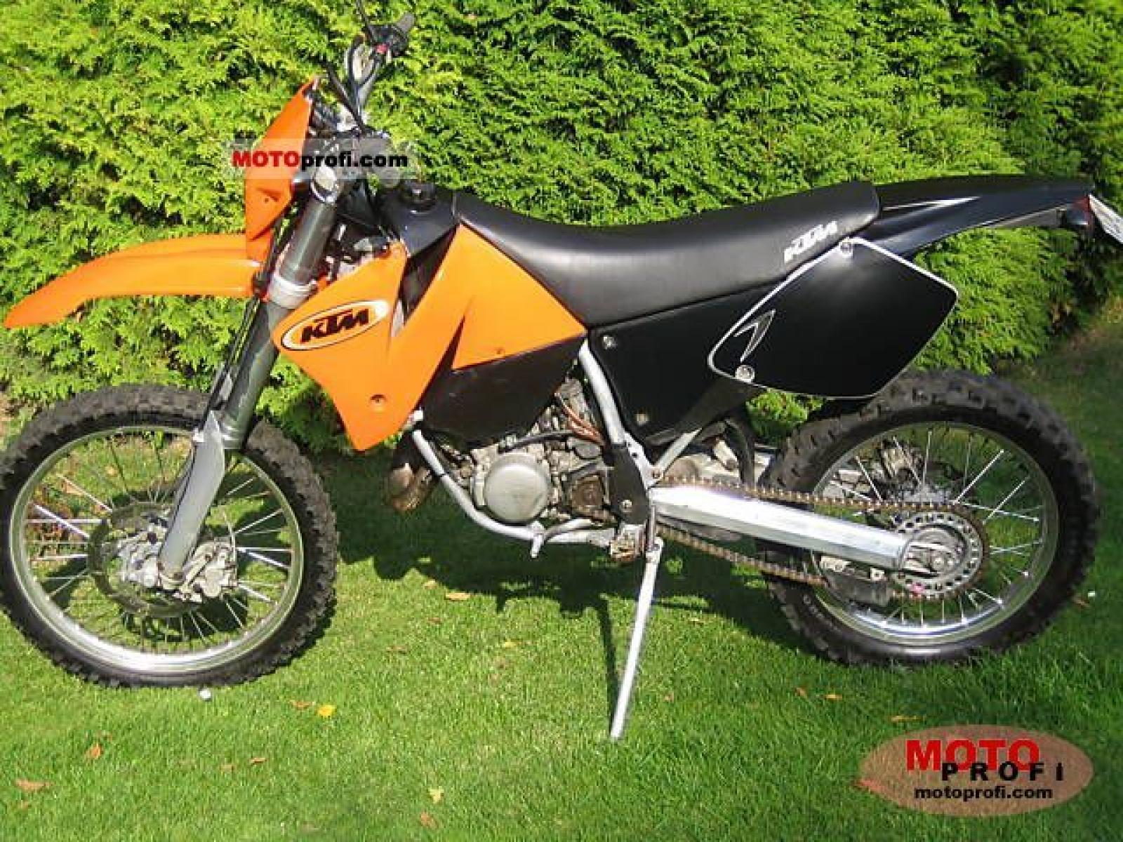 2000 ktm supermoto 125 moto zombdrive com. Black Bedroom Furniture Sets. Home Design Ideas