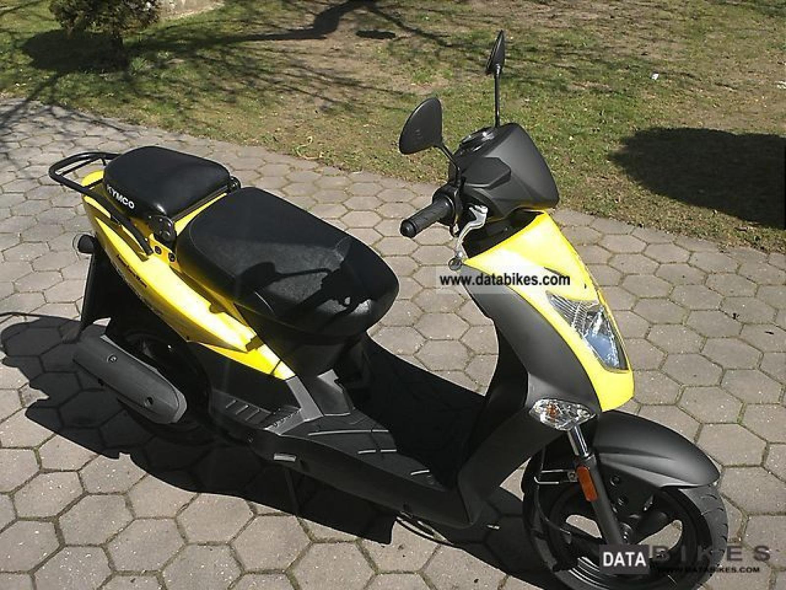 2007 kymco agility 50 moto zombdrive com. Black Bedroom Furniture Sets. Home Design Ideas
