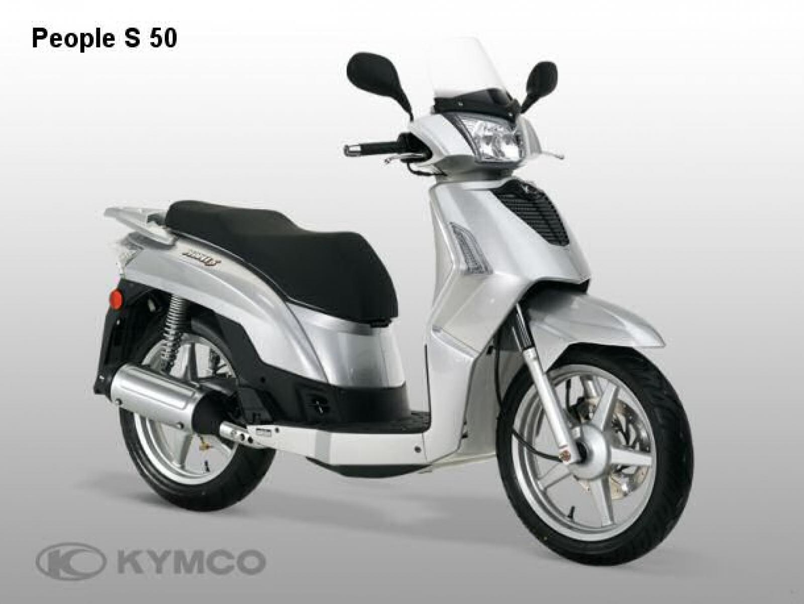 2007 kymco people s 50 moto zombdrive com. Black Bedroom Furniture Sets. Home Design Ideas