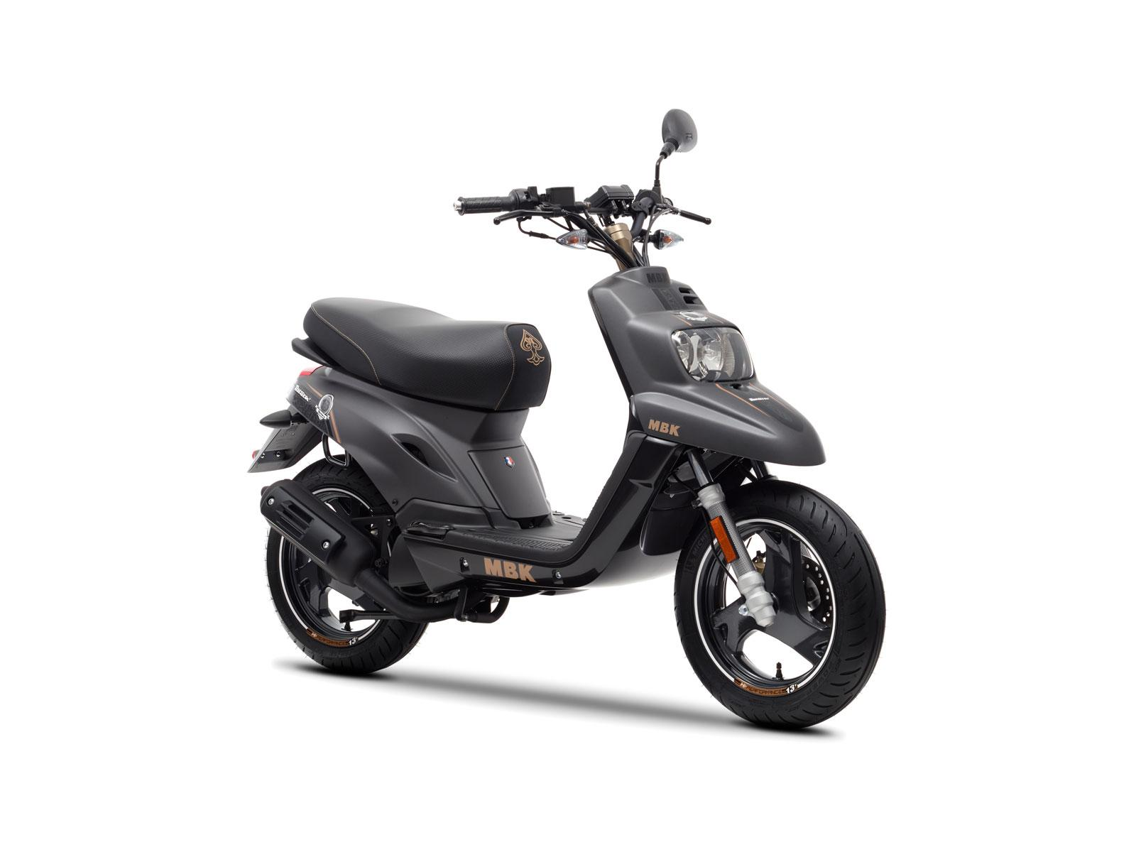 2009 MBK Booster 12inch Naked Scooter pictures, specifications