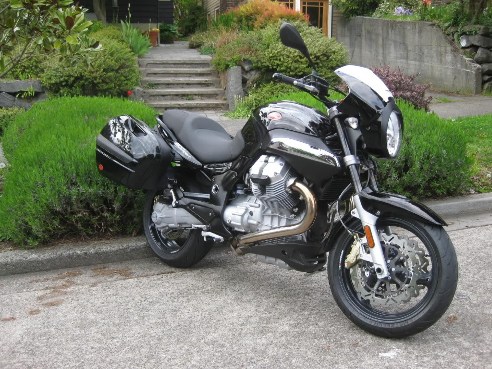 2010 moto guzzi 1200 sport 4v moto zombdrive com. Black Bedroom Furniture Sets. Home Design Ideas
