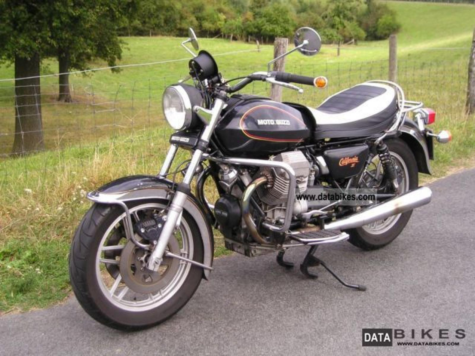 1984 moto guzzi v1000 california ii moto zombdrive com. Black Bedroom Furniture Sets. Home Design Ideas