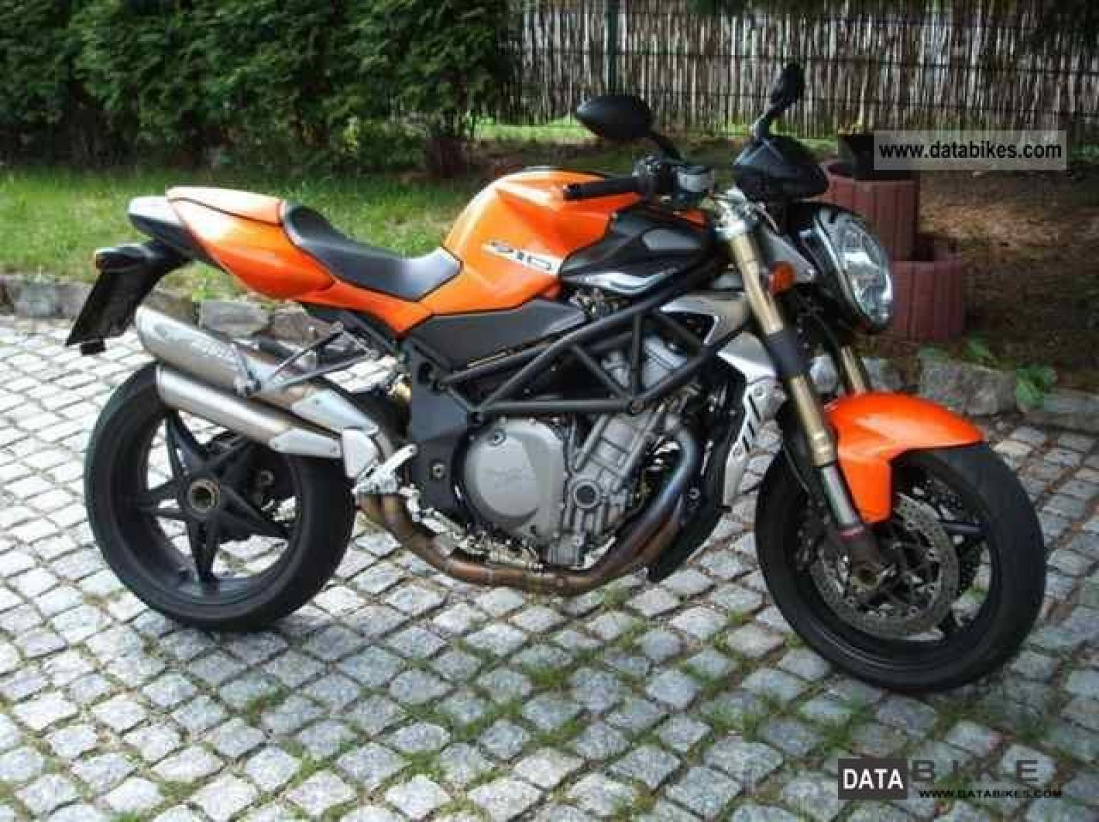 Mv Agusta Brutale 800 Seat Height
