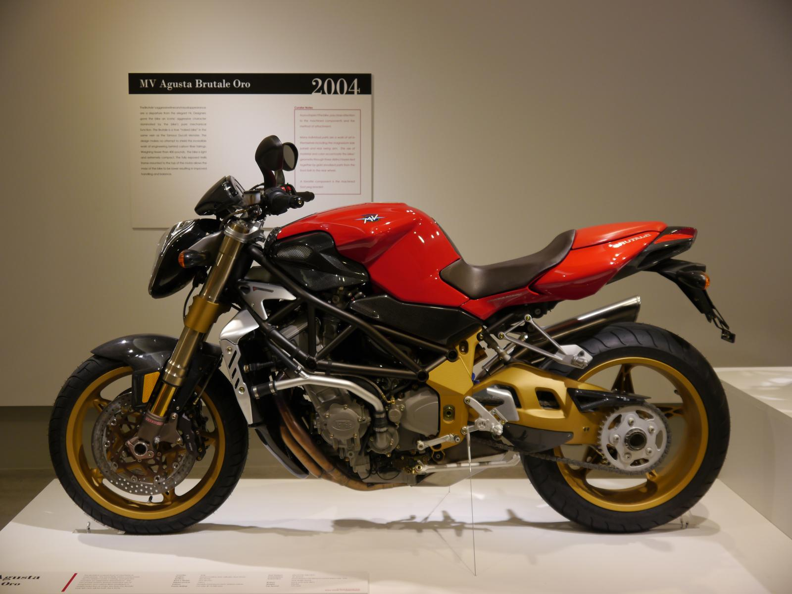 mv agusta mv agusta brutale oro moto zombdrive com. Black Bedroom Furniture Sets. Home Design Ideas