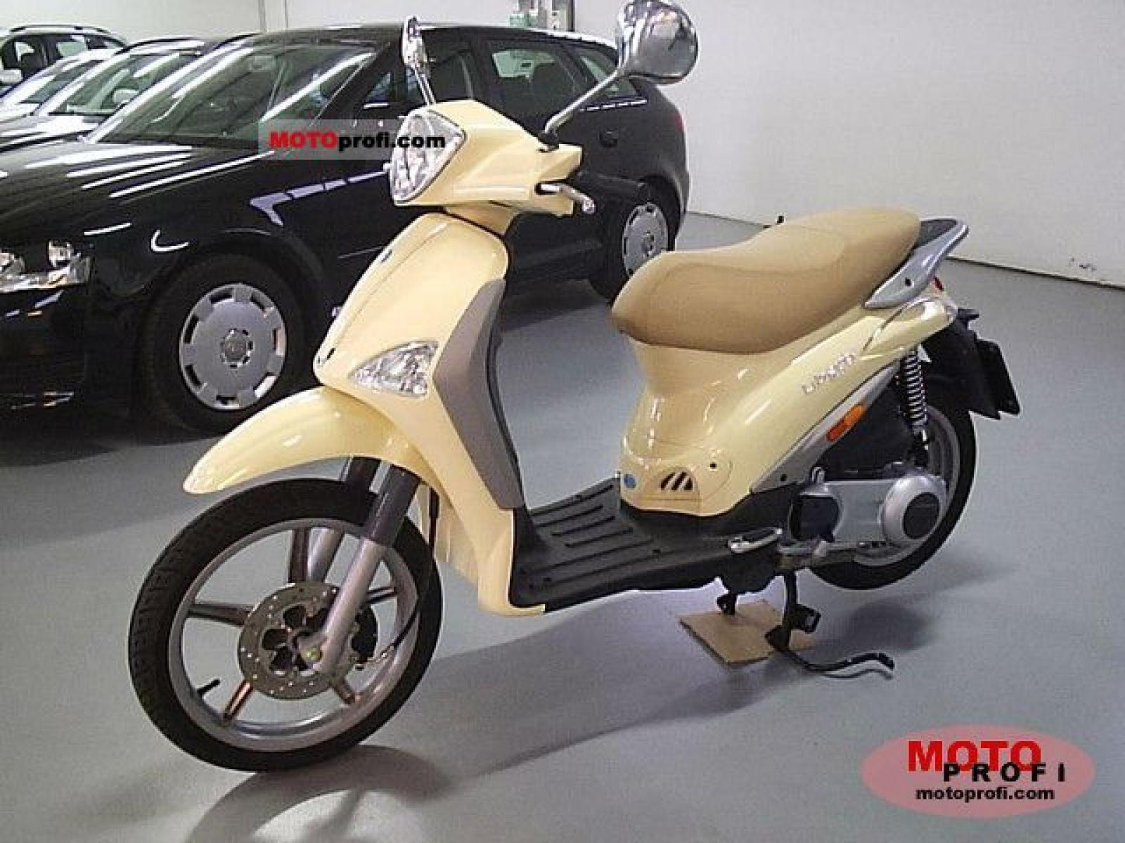2008 piaggio liberty 125 moto zombdrive com. Black Bedroom Furniture Sets. Home Design Ideas