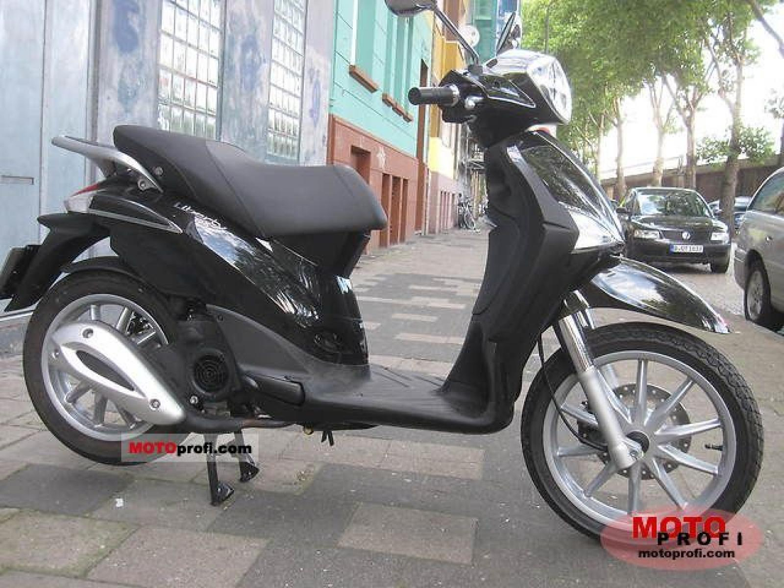 2005 piaggio liberty 125 4 stroke moto zombdrive com. Black Bedroom Furniture Sets. Home Design Ideas