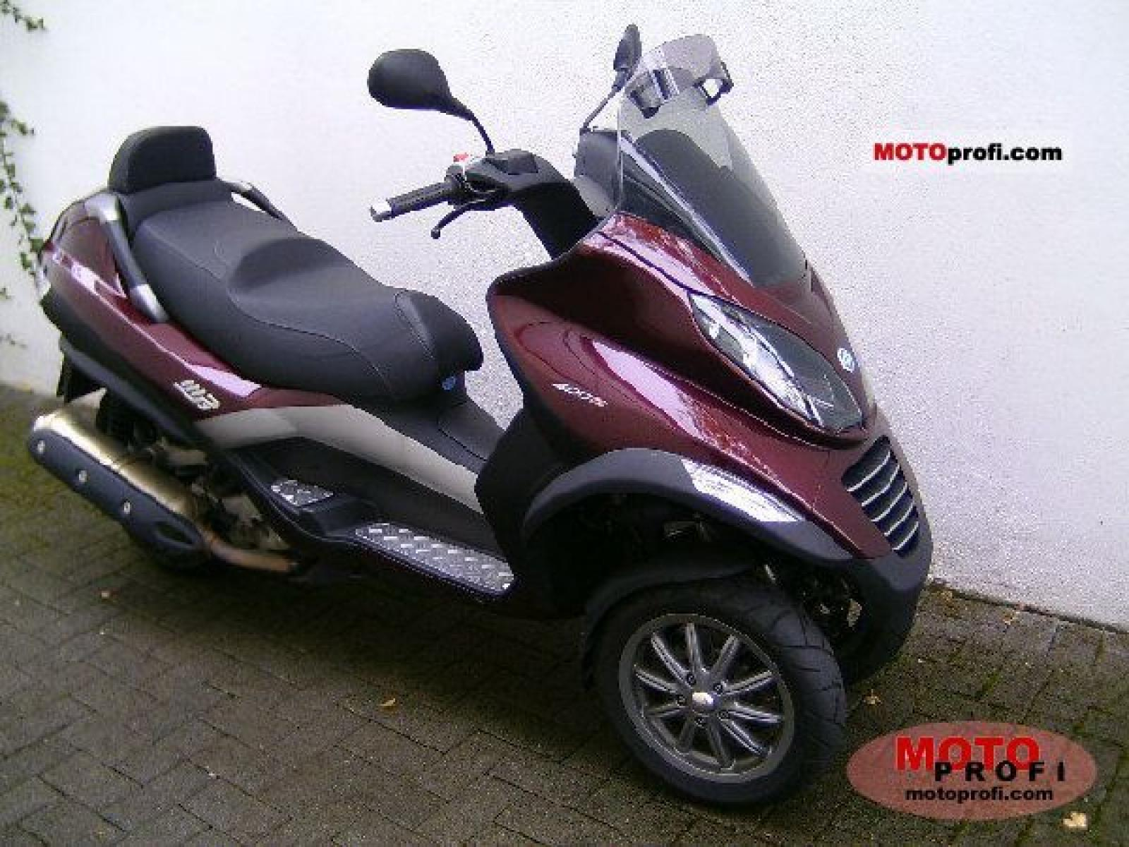 2008 piaggio mp3 400 moto zombdrive com. Black Bedroom Furniture Sets. Home Design Ideas