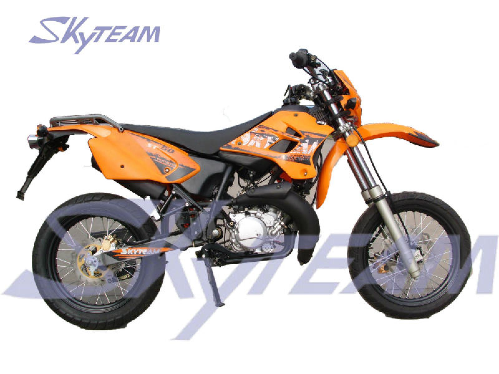 skyteam enduro moto zombdrive com. Black Bedroom Furniture Sets. Home Design Ideas