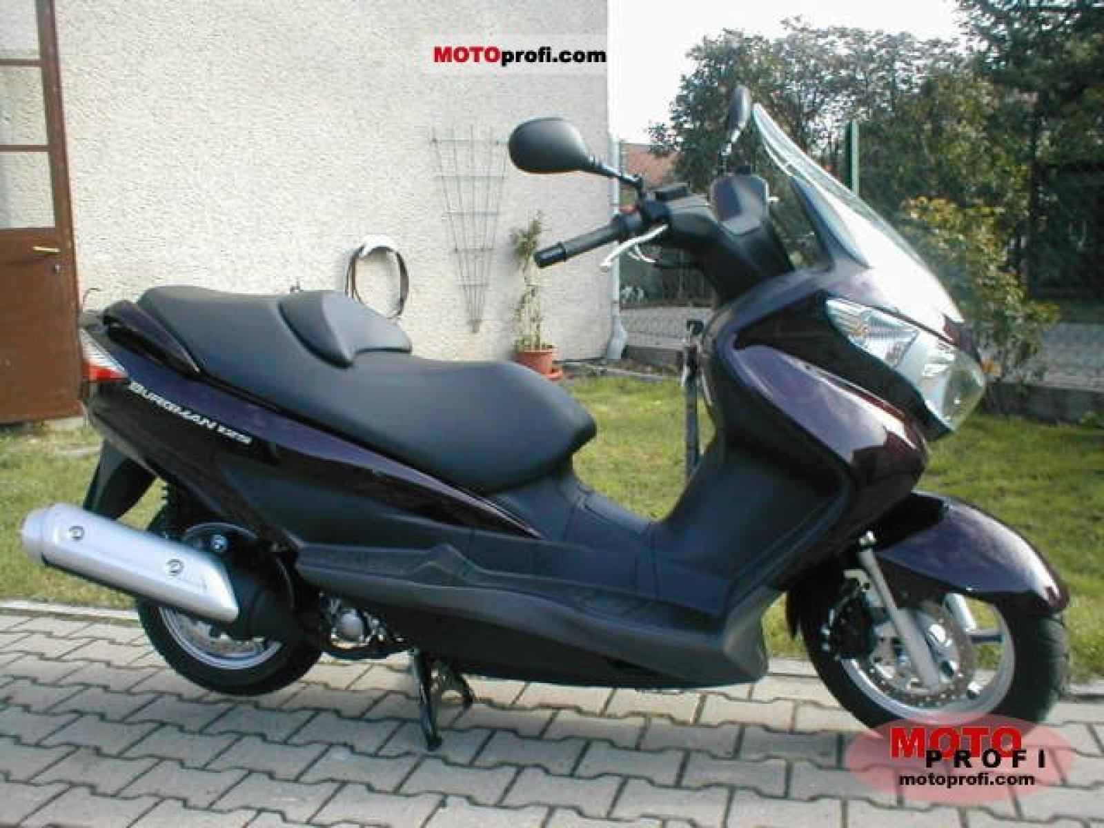 suzuki suzuki burgman 125 g moto zombdrive com. Black Bedroom Furniture Sets. Home Design Ideas