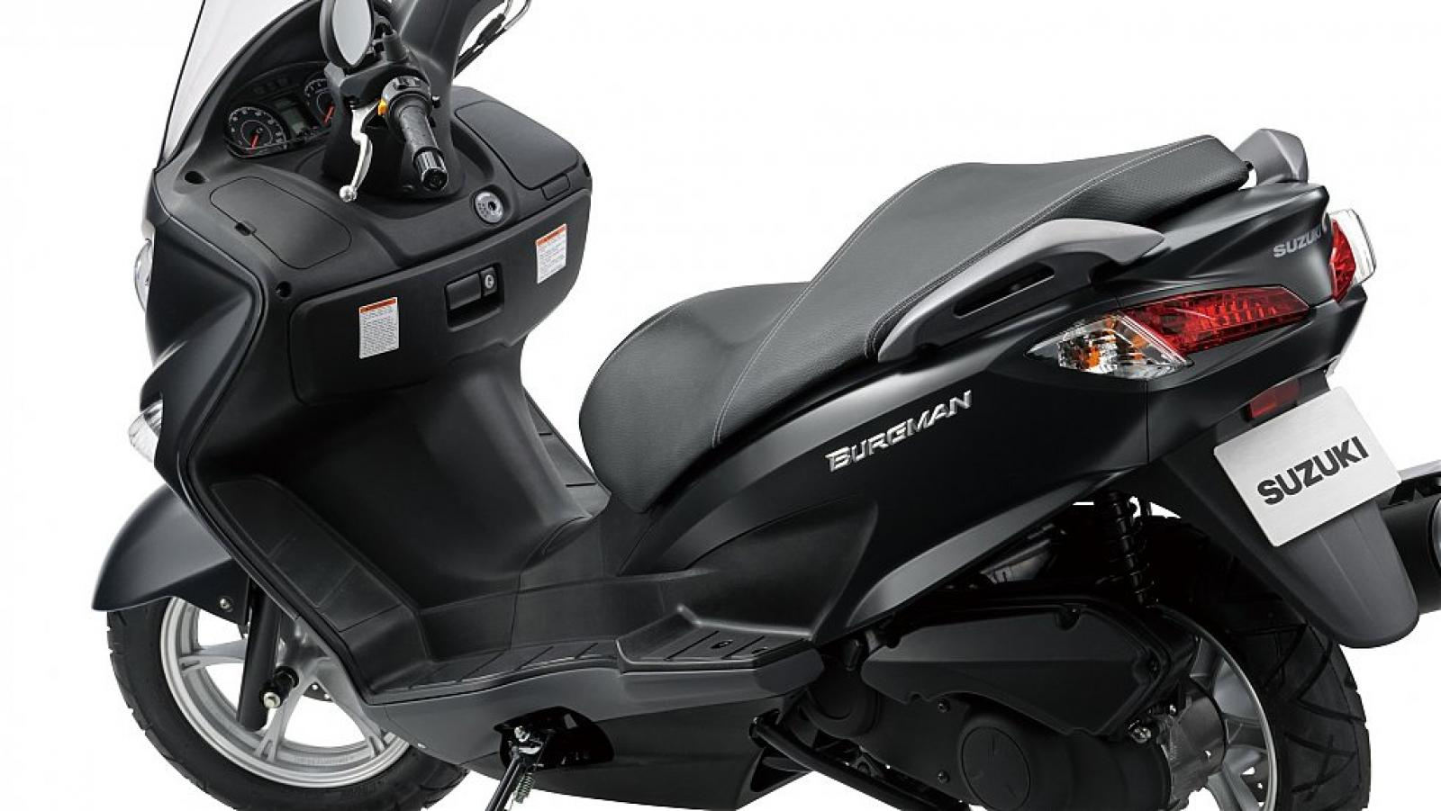 2014 suzuki burgman 200 moto zombdrive com. Black Bedroom Furniture Sets. Home Design Ideas
