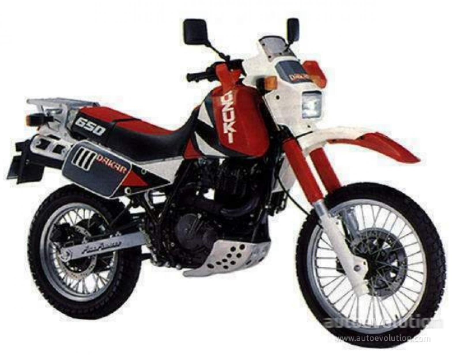 1990 suzuki dr 650 r dakar moto zombdrive com. Black Bedroom Furniture Sets. Home Design Ideas