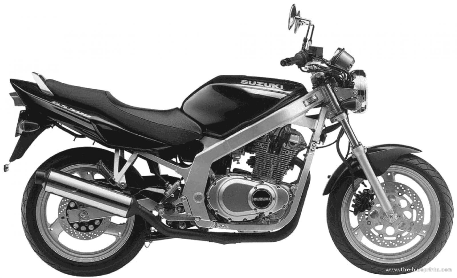 2000 suzuki gs 500 e moto zombdrive com. Black Bedroom Furniture Sets. Home Design Ideas