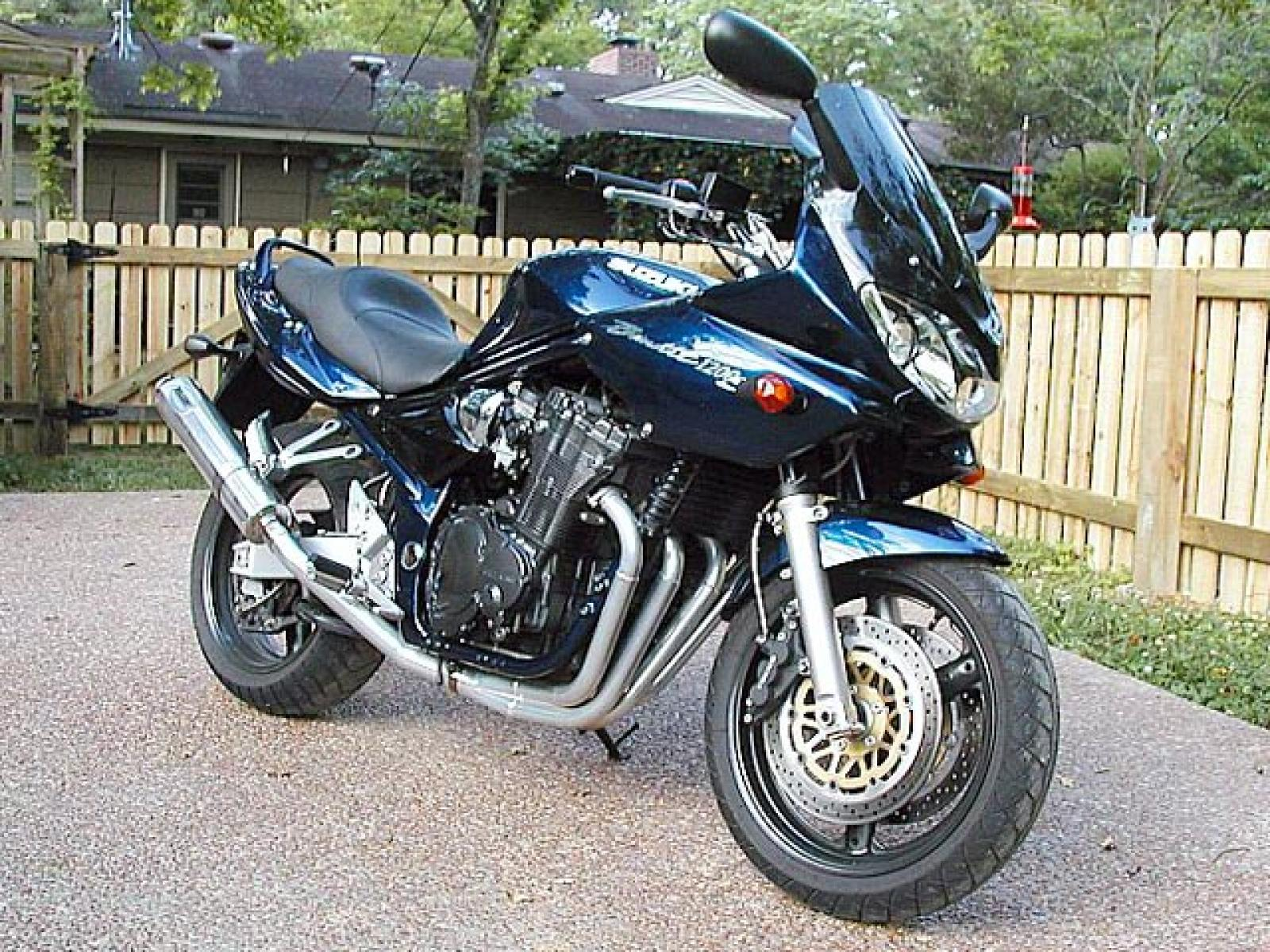2002 suzuki gsf 1200 s bandit moto zombdrive com. Black Bedroom Furniture Sets. Home Design Ideas