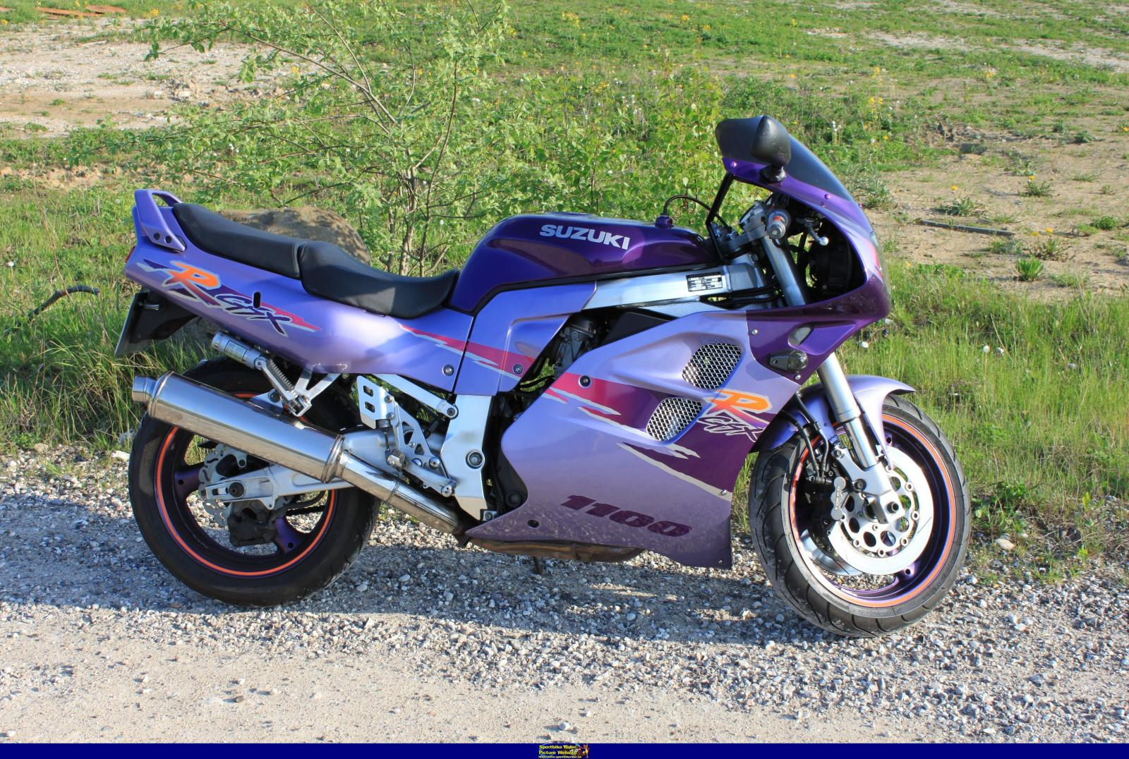 1996 gsxr 1100 review