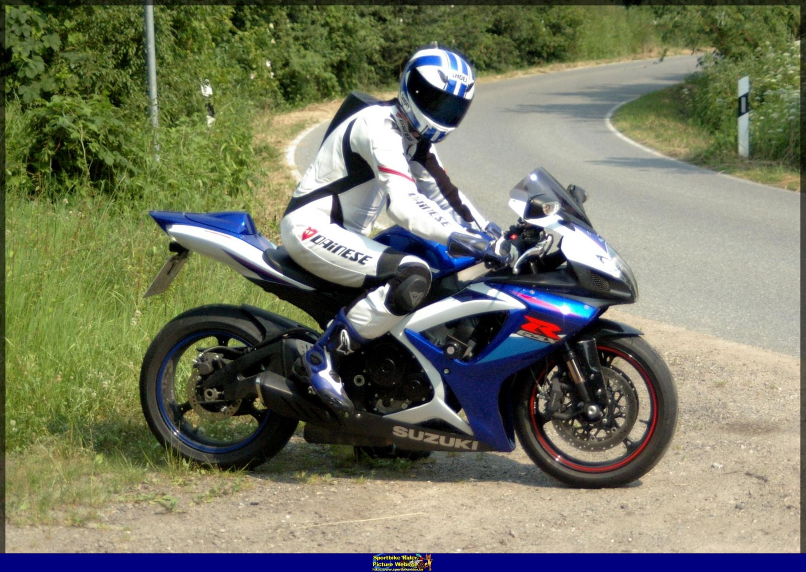 2007 suzuki gsxr 750 - photo #10