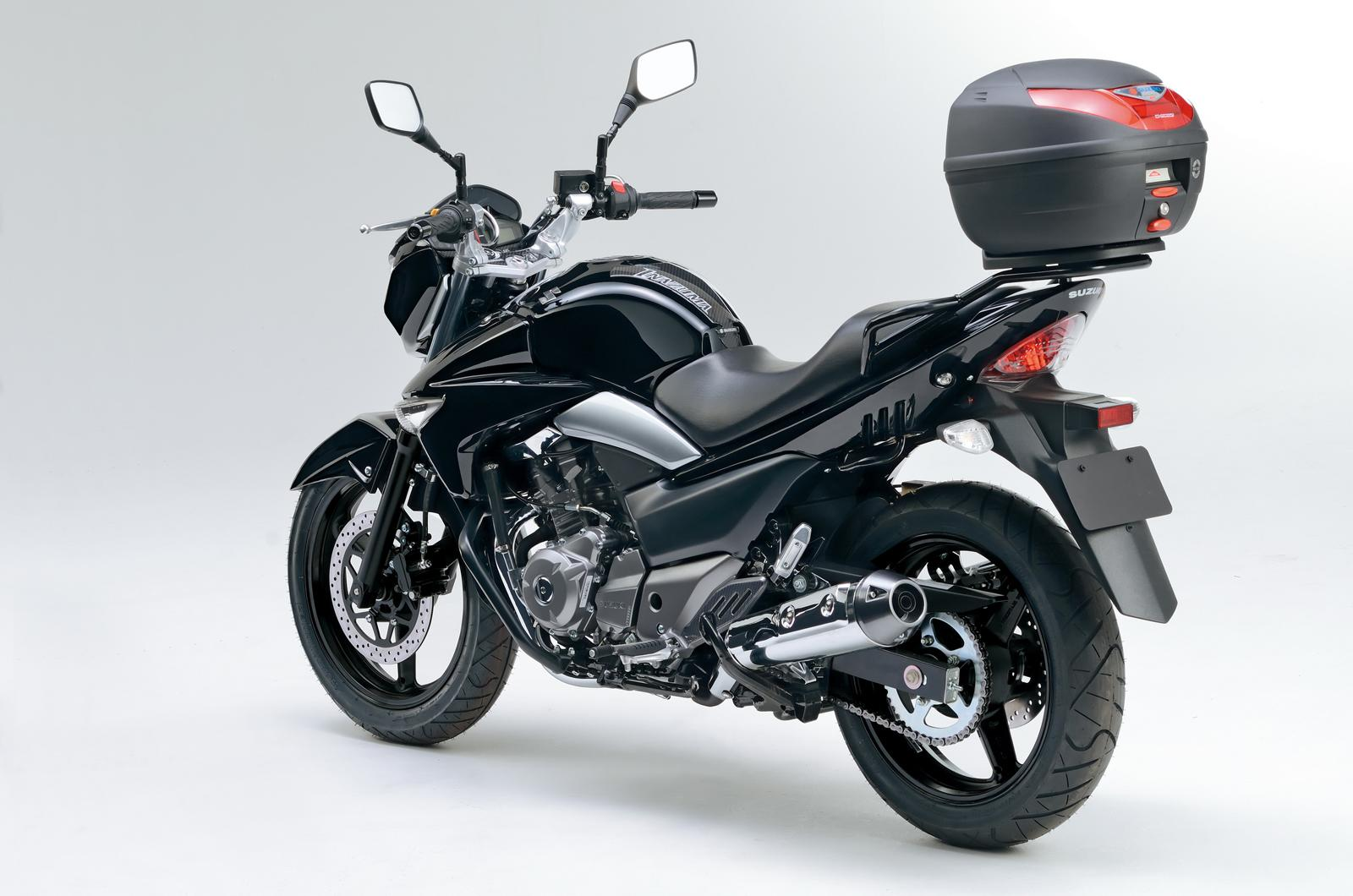 2014 suzuki inazuma 250 moto zombdrive com. Black Bedroom Furniture Sets. Home Design Ideas