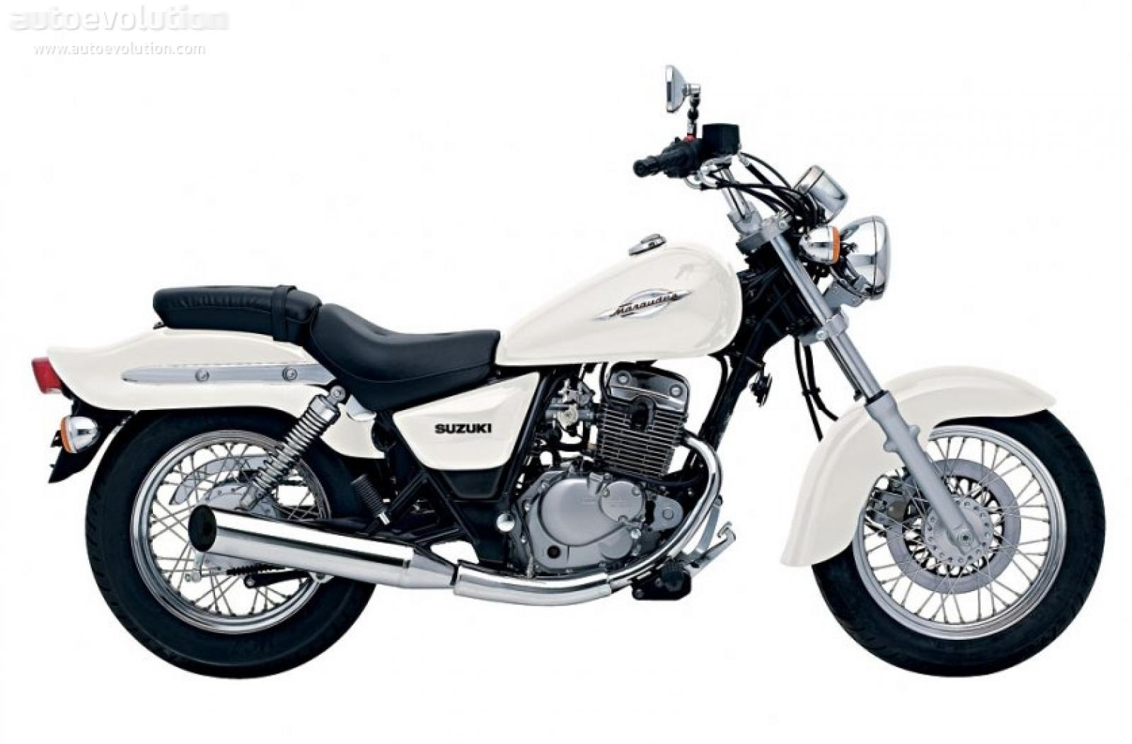 suzuki suzuki marauder 125 moto zombdrive com. Black Bedroom Furniture Sets. Home Design Ideas