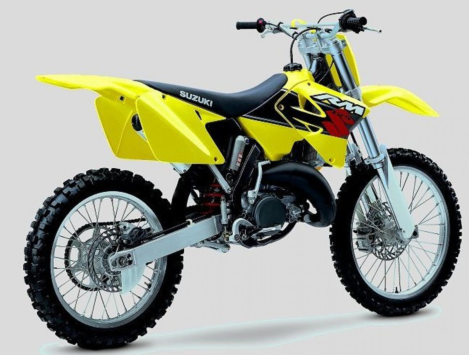 2005 suzuki rm 125 moto zombdrive com. Black Bedroom Furniture Sets. Home Design Ideas