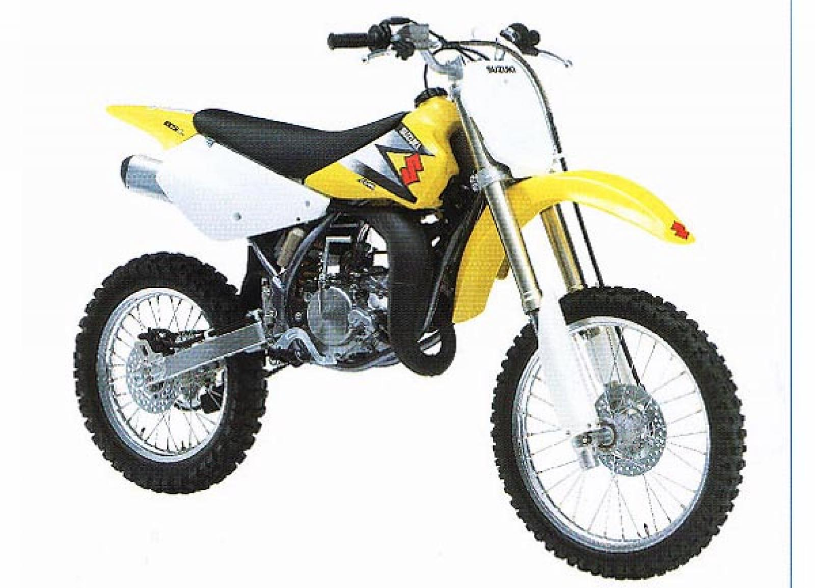 Picture credits yamaha click to submit more pictures - 2003 Suzuki Rm 85 L Gallery