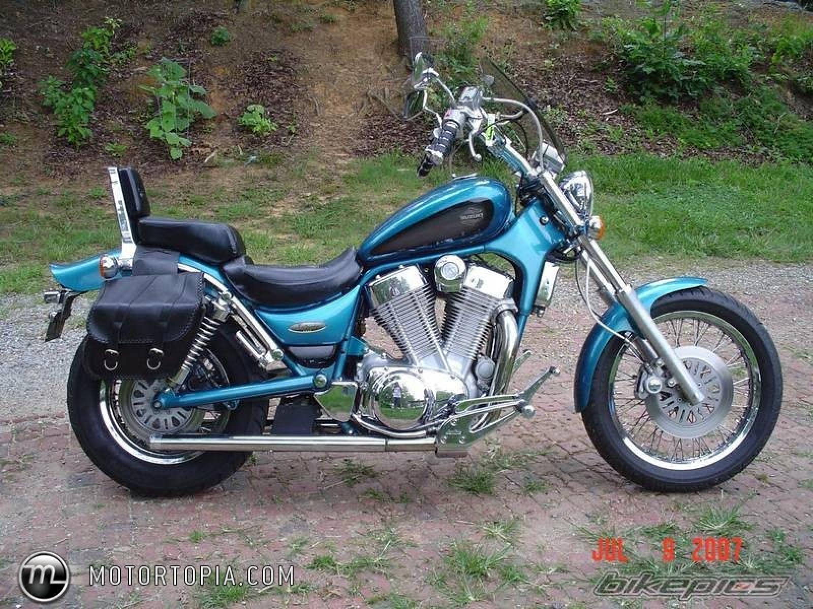 1995 suzuki vs 1400 intruder moto zombdrive com. Black Bedroom Furniture Sets. Home Design Ideas