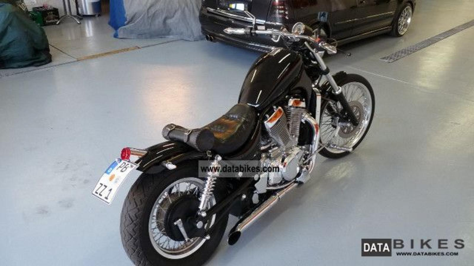 Suzuki Intruder  Fairing