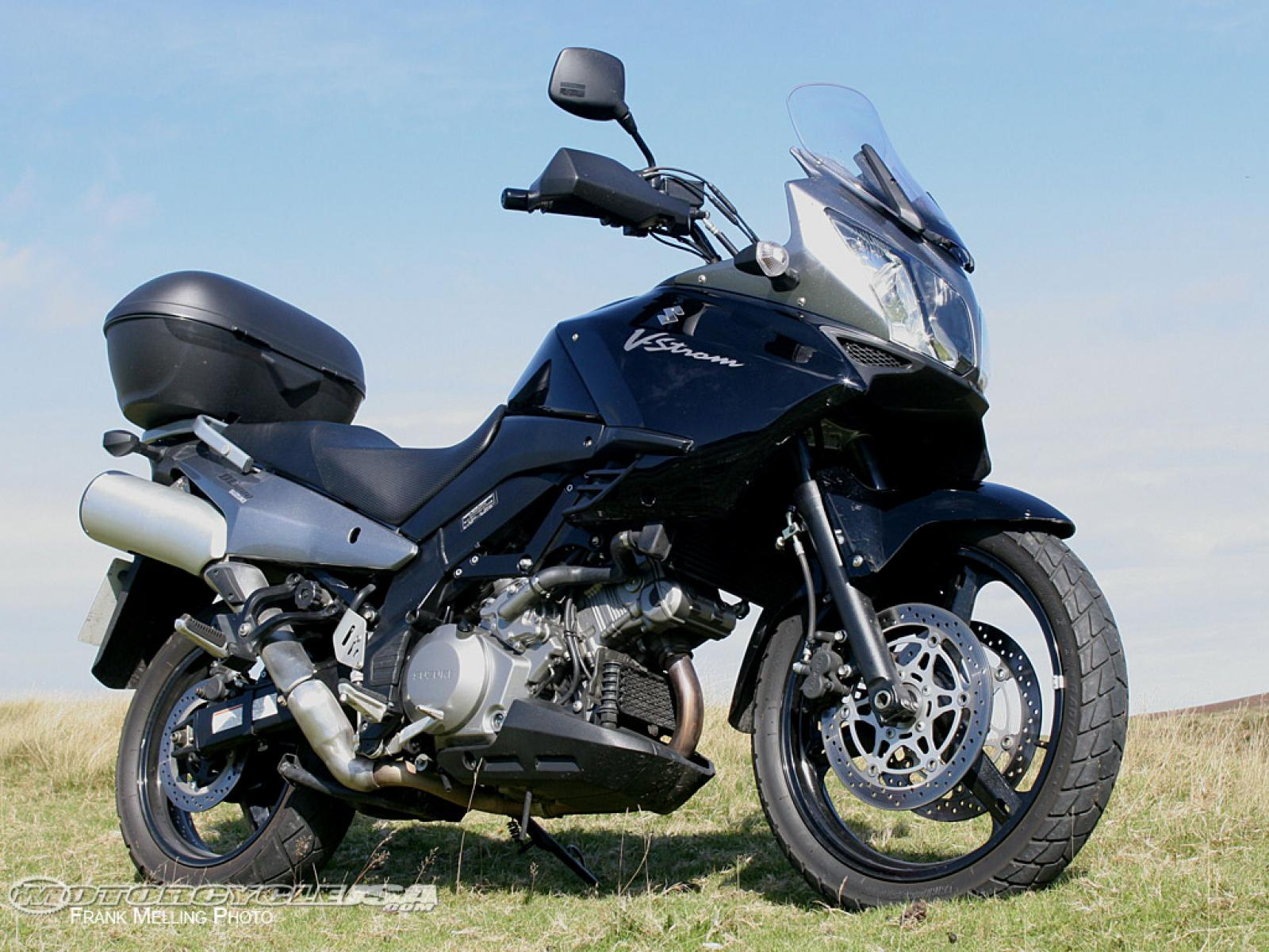 2004 suzuki v strom 1000 moto zombdrive com. Black Bedroom Furniture Sets. Home Design Ideas