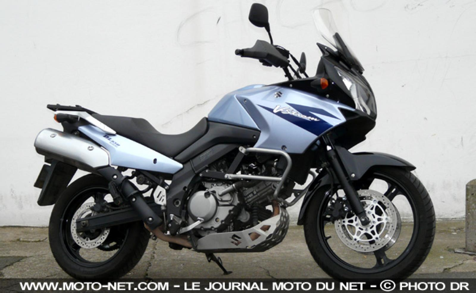 2006 suzuki v strom 650 moto zombdrive com. Black Bedroom Furniture Sets. Home Design Ideas
