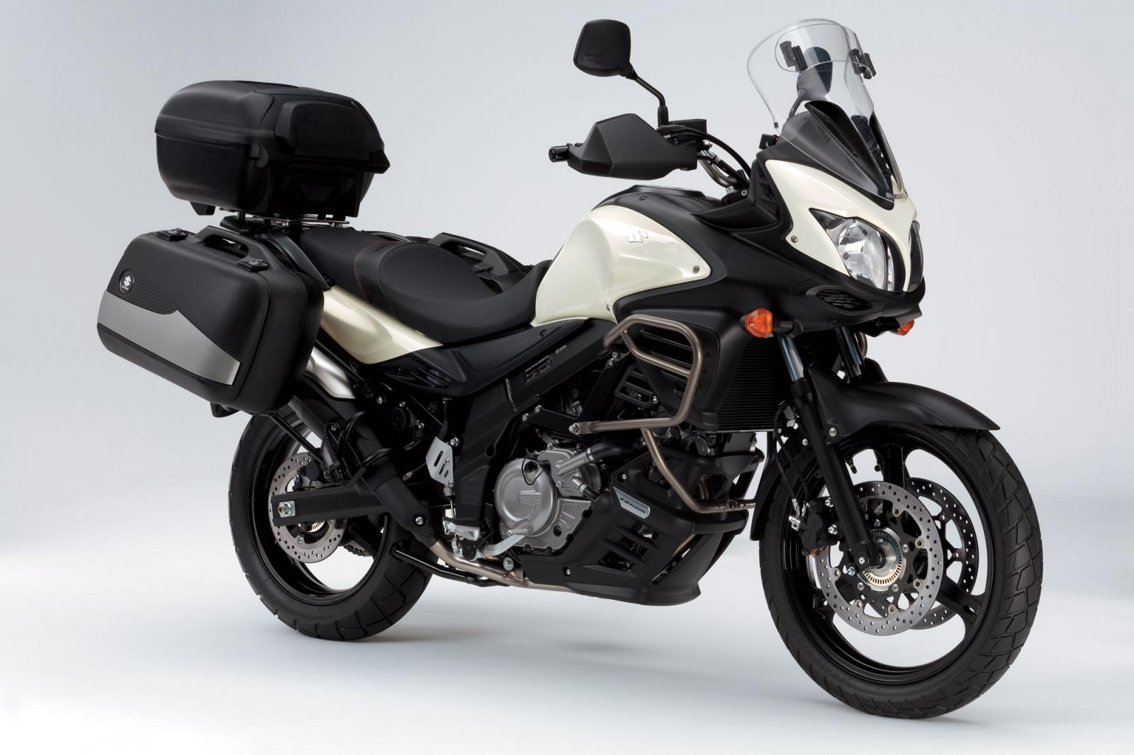 2012 suzuki v strom 650 abs moto zombdrive com. Black Bedroom Furniture Sets. Home Design Ideas