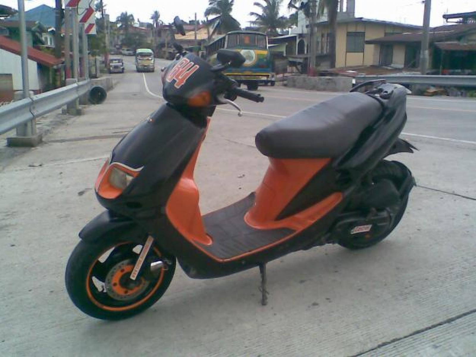 Moped Jet Tuning