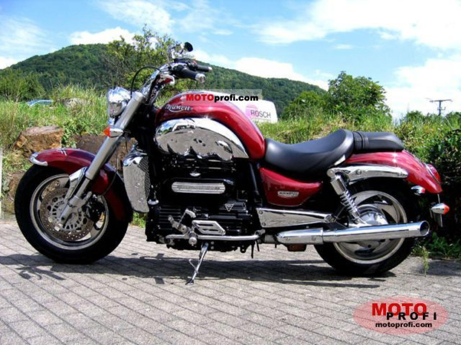 2007 triumph rocket iii moto zombdrive com. Black Bedroom Furniture Sets. Home Design Ideas